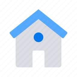 building, home, home page, house, landing, main page, property icon