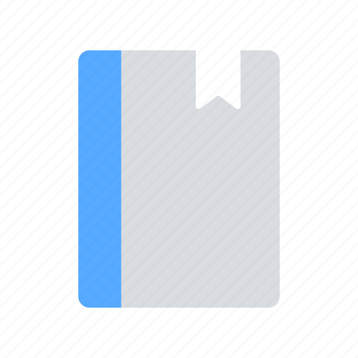 Book, bookmark, journal icon - Download on Iconfinder