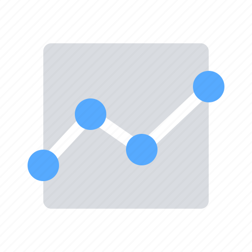 analytics, chart, diagram, statistics icon