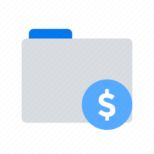 Budget, folder, project icon - Download on Iconfinder