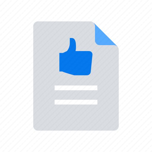 Comment, testimonials, thumbup icon - Download on Iconfinder
