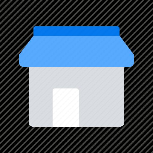 ecommerce, market, store icon