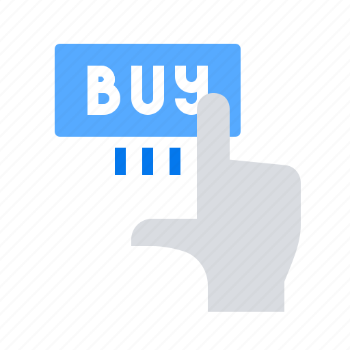 Buy, click, hand icon - Download on Iconfinder on Iconfinder