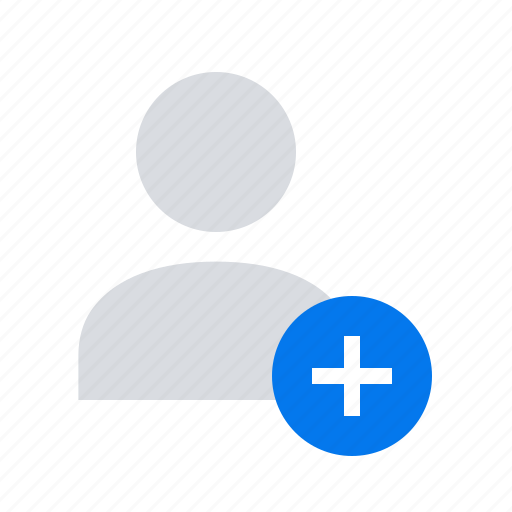 Create, new, profile icon - Download on Iconfinder