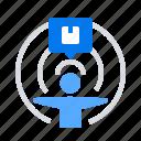 influencer, marketing icon