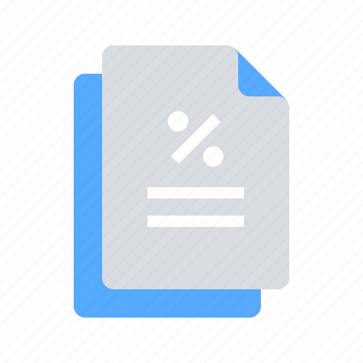 lender, loan contract, promissory note icon