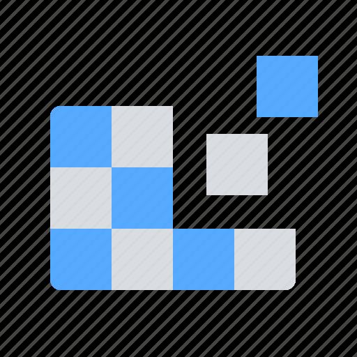 Data, defrag, defragmentation icon - Download on Iconfinder