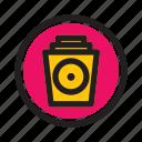 interface, media, music, player, playlist, web