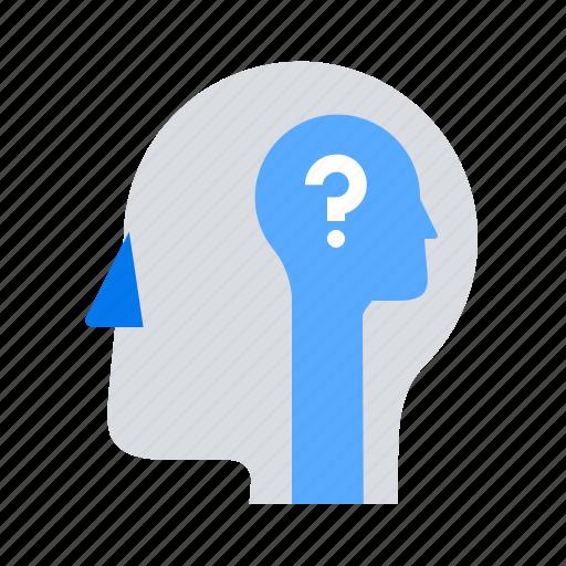 Brain, mind, philosophy icon - Download on Iconfinder