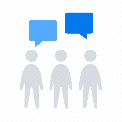 communication, people, team icon