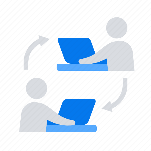 network, responsibility, team icon