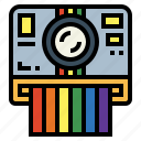 camera, digital, picture, technology icon