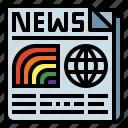 journal, news, newspaper, report