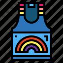 clothes, fashion, shirt, tanktop icon