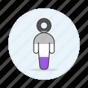agender, asexual, avatar, lgbt, men, pride icon