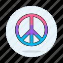 bisexual, flag, lgbt, peace, pride, symbol, symbols icon