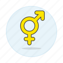 and, color, female, flag, gay, lgbt, male, neutral, pride, symbol, symbols icon