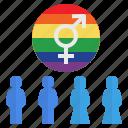 bisexual, diversity, homosexual, lgbtq, queer icon