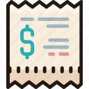 life4, receipt, invoice, bill, pay, payment, finance