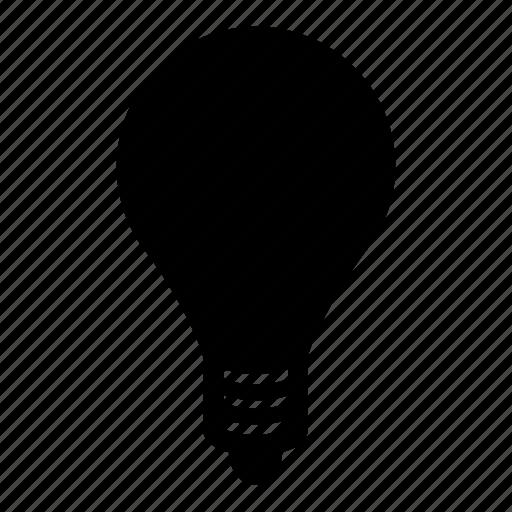 bright, bulb, idea, light, lightbulb, shine icon