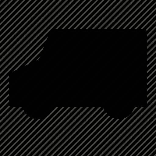 deliver, post, postal, service, truck, ups icon