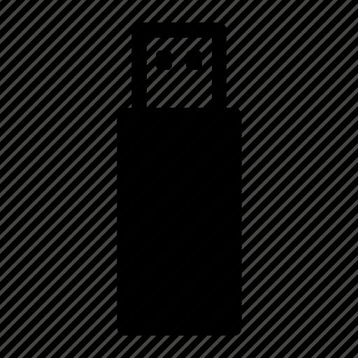 data, input, storage, transfer, usb icon