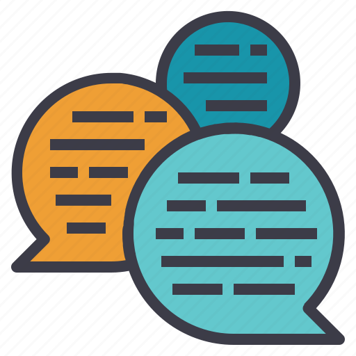 chat, communication, feedback, meeting, storytelling, talk icon