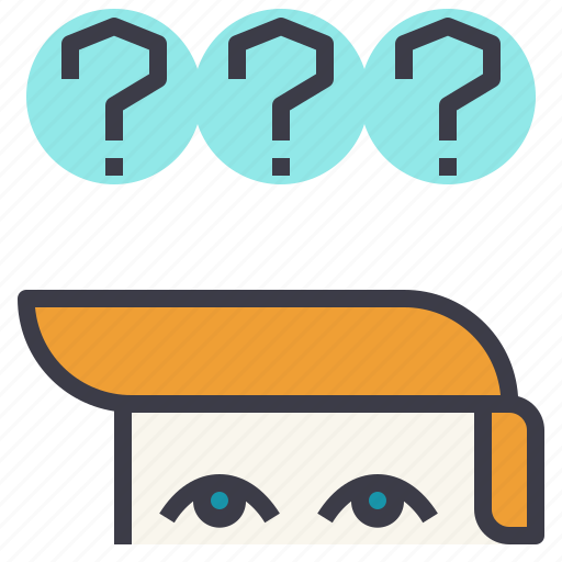 ask, curiosity, doubt, problem, question, uncertainty icon