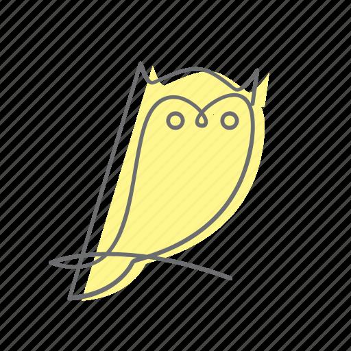 life, owl, style icon