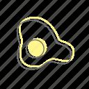 egg, life, style icon