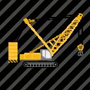 car, construction, excavator, fim7, lifting, technology
