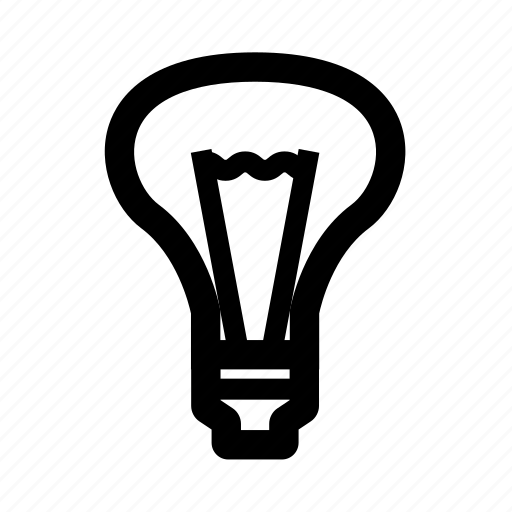 bulb, lamp, light, lighting icon