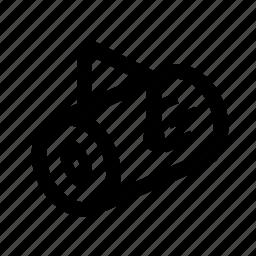 light, searchlight icon