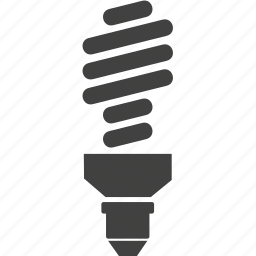 bulb, electricity, lamp, light icon