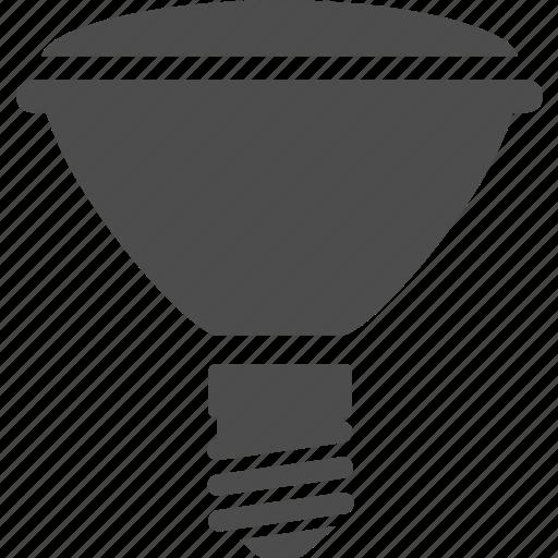 Bulb, lamp, led, light, par30 icon - Download on Iconfinder