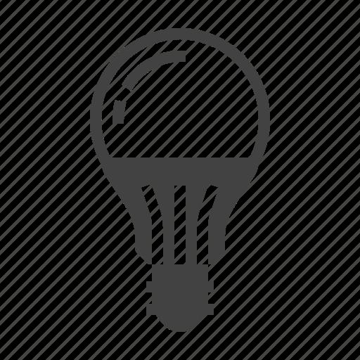 Bulb, lamp, led, light, lightbulb icon - Download on Iconfinder