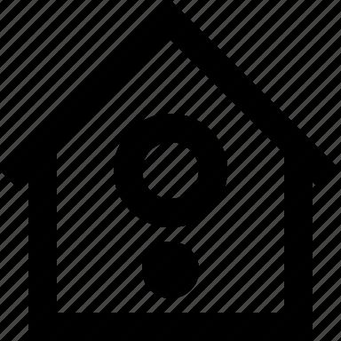 birdhouse, tweet, twitter icon