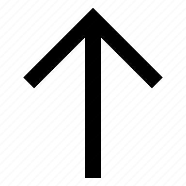 arrow, previous icon