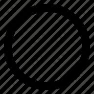control, record icon