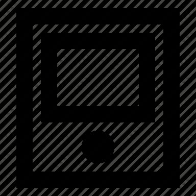 ipad, slate, tablet icon