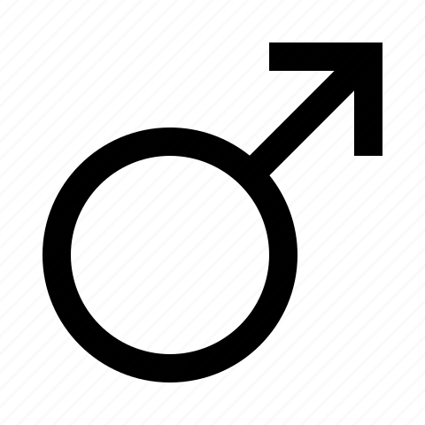 gender, male, man, symbol icon