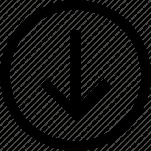 Arrow, circle, next icon - Download on Iconfinder