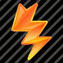 arrow, bolt, lightning, nature