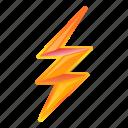 bolt, lightning, nature