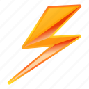 bolt, lightning, zigzag