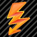 bolt, electric, lightning, nature