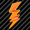 bolt, electricity, lighting, nature, warning
