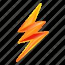 bolt, lightning, nature, shock