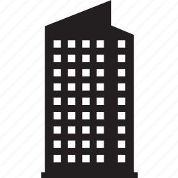 building, office, tower, work icon