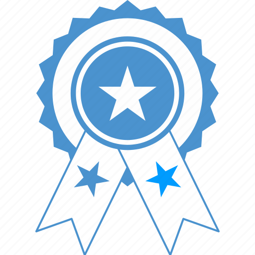 achievement, award, badge, certificate, certification, medal, quality icon